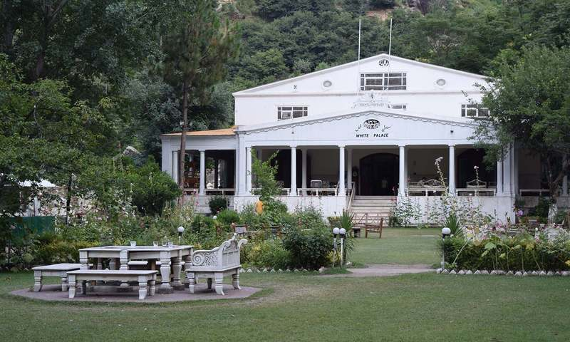 Swat - White Palace