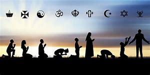Mixed faiths society